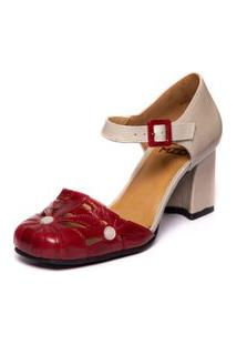 Sapato Feminino Sophia - Amora / Araca - 5989