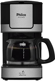 Cafeteira Philco Ph16 Preta 220V