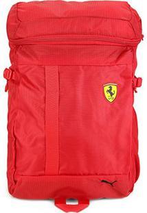 Mochila Puma Scuderia Ferrari Fanwear - Unissex