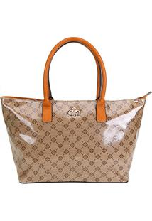 dedd4ffd5 R$ 224,99. Zattini Bolsa Capodarte Shopper Monograma Feminina ...