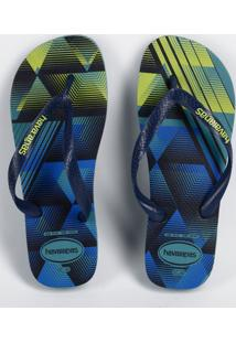 Chinelo Masculino Havaianas Trend 0107