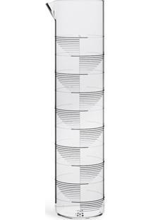 Tre Product Jarra De 1 Litro Com Listras - Neutro