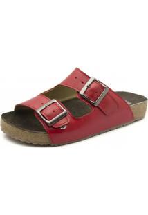 Birken Doctor Shoes 214 Fivela Framboesa