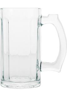 Caneca Chopp 360 Ml - Gourmet Mix - Transparente