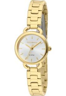 Relógio Technos Mini Feminino Analógico - 2035Lvu/4K 2035Lvu/4K - Feminino-Dourado