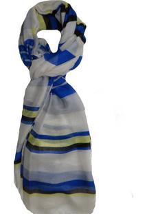 Echarpe Zohar Acessórios Lola Azul