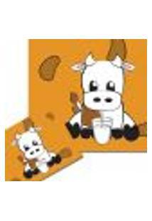 Jogo Americano Vaca Bebe Leite