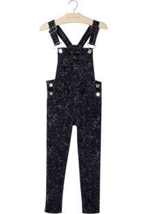 Macacao Stella (Jeans Black Medio, 8)