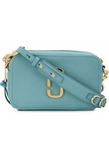 Marc Jacobs Bolsa Tiracolo The Softshot - Azul
