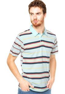 Camisa Polo Billabong Grinder Ss Verde