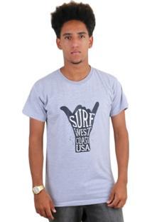Camiseta Los Fuckers West Coast - Masculino