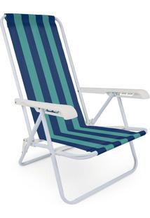 Cadeira Reclinável 4 Posições 2229 Mor