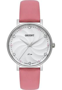 Relógio Orient Feminino Eternal Analógico Rosa Fbsc0017-S1Rx - Kanui
