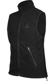 Colete Thermo Fleece Preto Masc Vtb010-16 - Curtlo