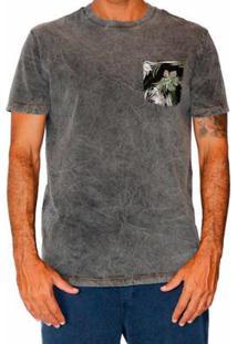 Camiseta Mormaii Aloha Pocket Masculino - Masculino