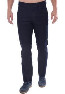 Calça Jeans Slim Fit Z-32 Azul