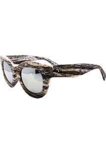 Óculos De Sol Mackage A1621 Marrom
