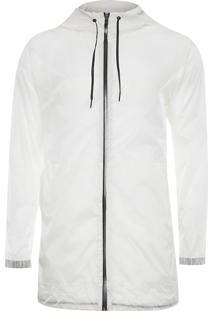Jaqueta Masculina Light Sheer - Off White
