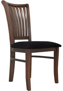 Cadeira Ripada Em Suede 5703-Monte Carlo - Pinhao