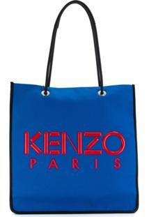 Kenzo Bolsa Tote - Azul