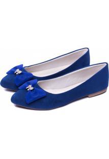 Sapatilha Torricella Azul