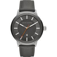 501eb0a7f7b Relógios Cinza Giorgio Armani masculino