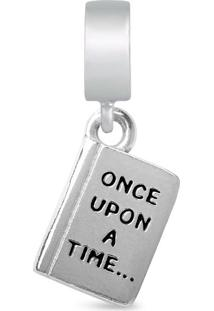 Pingente Life Livro Once Upon A Time