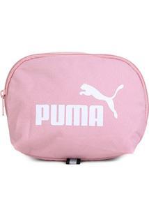 Pochete Puma Phase Waist Bag - Unissex-Rosa Claro
