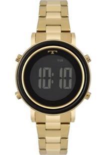 Relógio Technos Feminino Trend - Feminino-Dourado