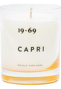 19-69 1970 Candle - Branco