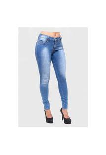 Calça Jeans Claro Unik Iii Fashion Feminina