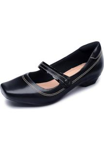 Sapato Neftali Comfort Boneca Marinho