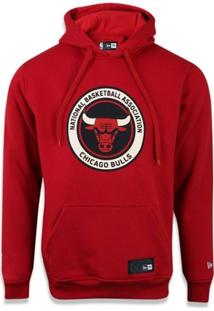 Casaco Moletom Chicago Bulls Sports Vein - New Era - Masculino