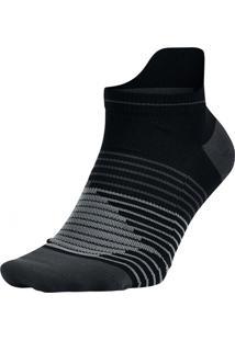 Meia Nike Elite Running Lightweight Compressão