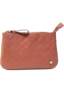 Bolsa Shoulder Bag Capodarte Feminina - Feminino-Rosê