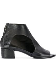 Marsèll Ankle Boot Sandalo - Preto