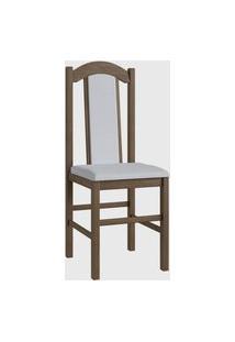 Cadeira Mad 500 Par Marrom Móveis Cançáo