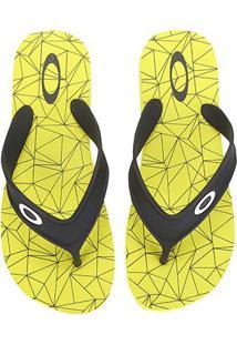 Chinelo Oakley Wave Point 2.0 Masculino - Masculino
