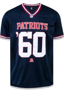 T-Shirt New Era Jersey New England Patriots Marinho