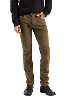 Calça Levi'S Slim Masculina - Masculino-Marrom
