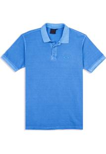 Camisa Polo One Brand Washed Oakley