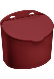 Saleiro 500 G Mix Vermelho Bold Coza