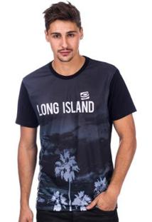 Camiseta Long Island Coqueiros Masculina - Masculino