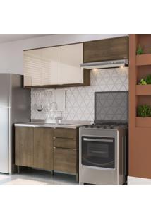 Cozinha Modulada Áustria A2892 - Casamia Elare
