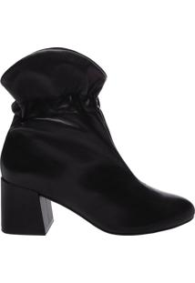 Bota Block Heel Frown Black | Schutz