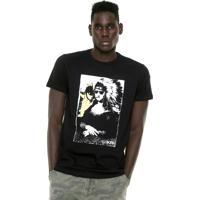 Camiseta Billabong Preta masculina  8500003fd57