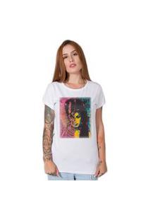 Camiseta Stoned Amy Winehouse Branco