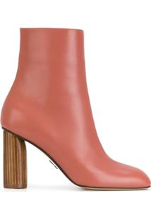 Paul Andrew Tanase Ankle Boots - Rosa