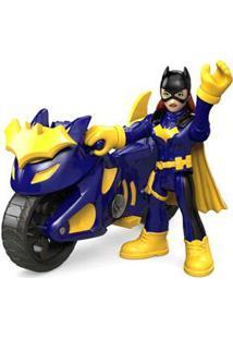 Imaginext Mattel Batman E Seus Amigos - Batgirl