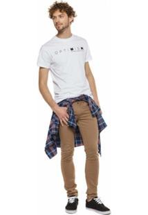 Camiseta Optimism Masculina Mumo - Masculino